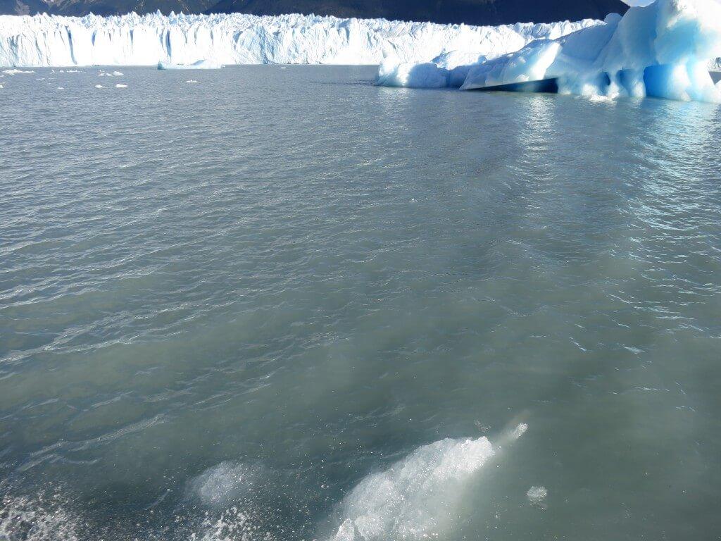 ロス・グラシアレス公園 ペリト・モレノ氷河 パタゴニア