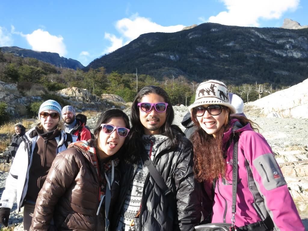 パタゴニアのペリト・モレノ氷河!トレッキングツアーで行くよ!