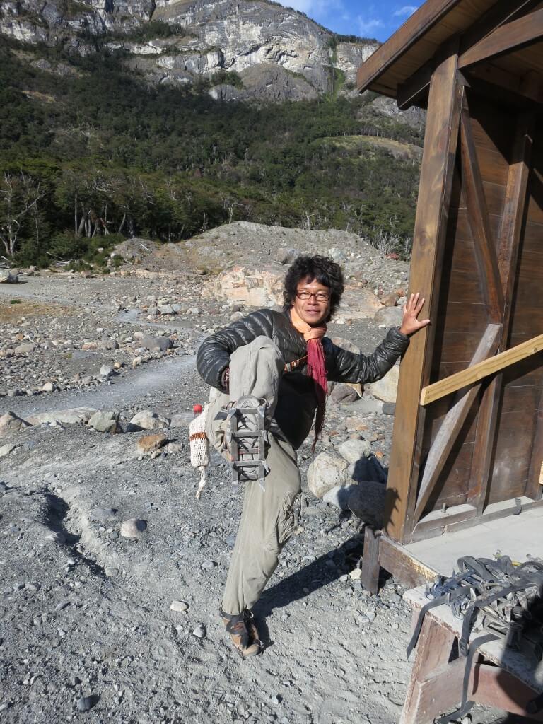 アイゼンをつけて「ペリト・モレノ氷河」の上を!歩き方にもコツがある!?