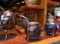 エルカラファテの観光はチョリパンにカラファテの実アイスにマテ茶のお土産がいいです