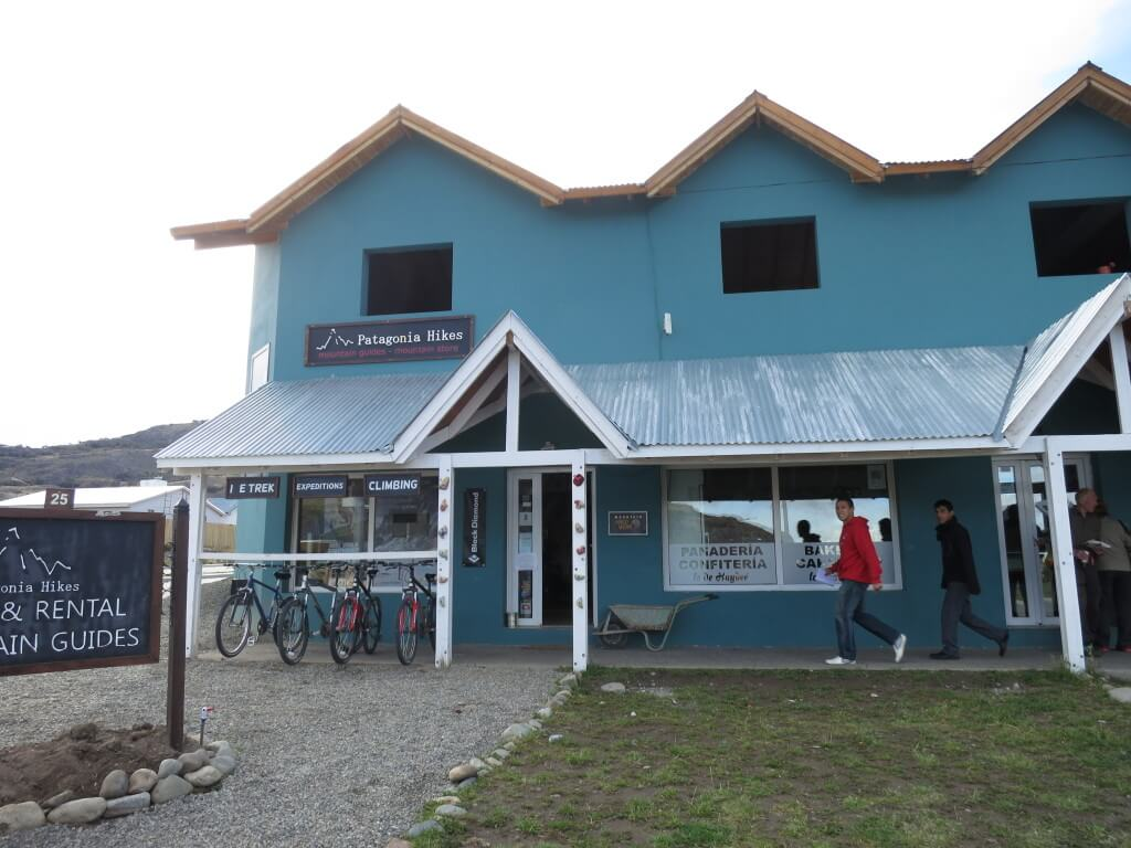 El Chalten エルチャルテン トレッキングレンタル Patagonia Hikes