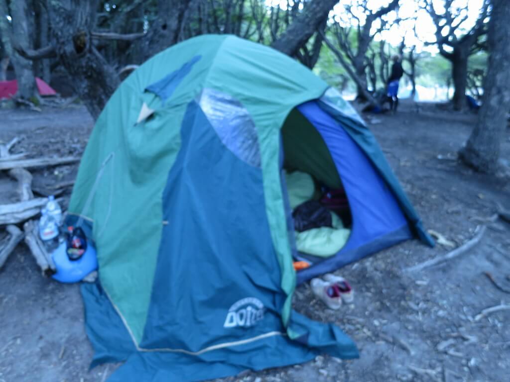 フィッツロイ 第二キャンプ場 Poincenot