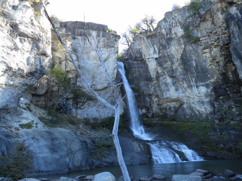 エル・チャルテン 滝