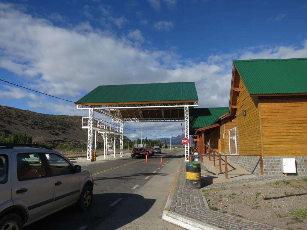 ロス・アンティグオス チレチコ チリ アルゼンチン 国境