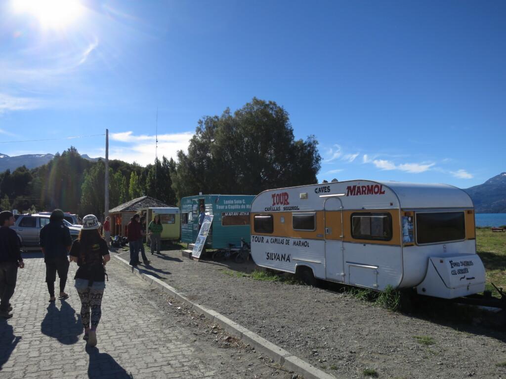 マーブルカテドラル 旅行会社 コンテナ トランキーロ