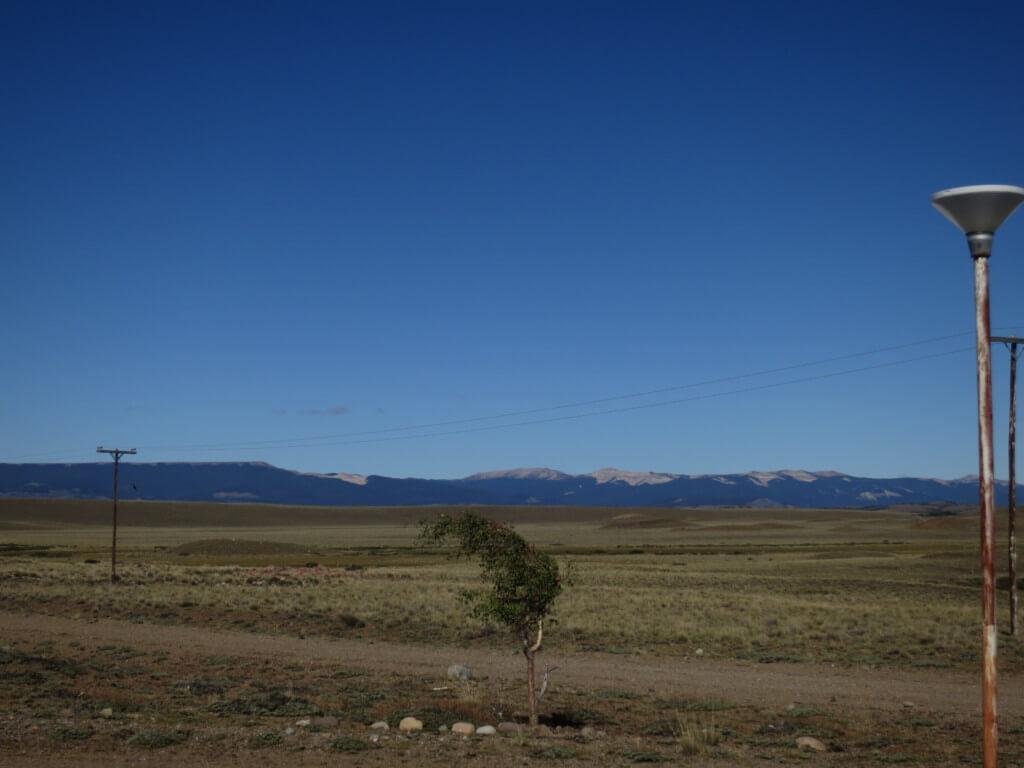 コモドーロ・リバダビアからブエノスアイレスに行こうと思ったらまたもやバスがないので野宿です