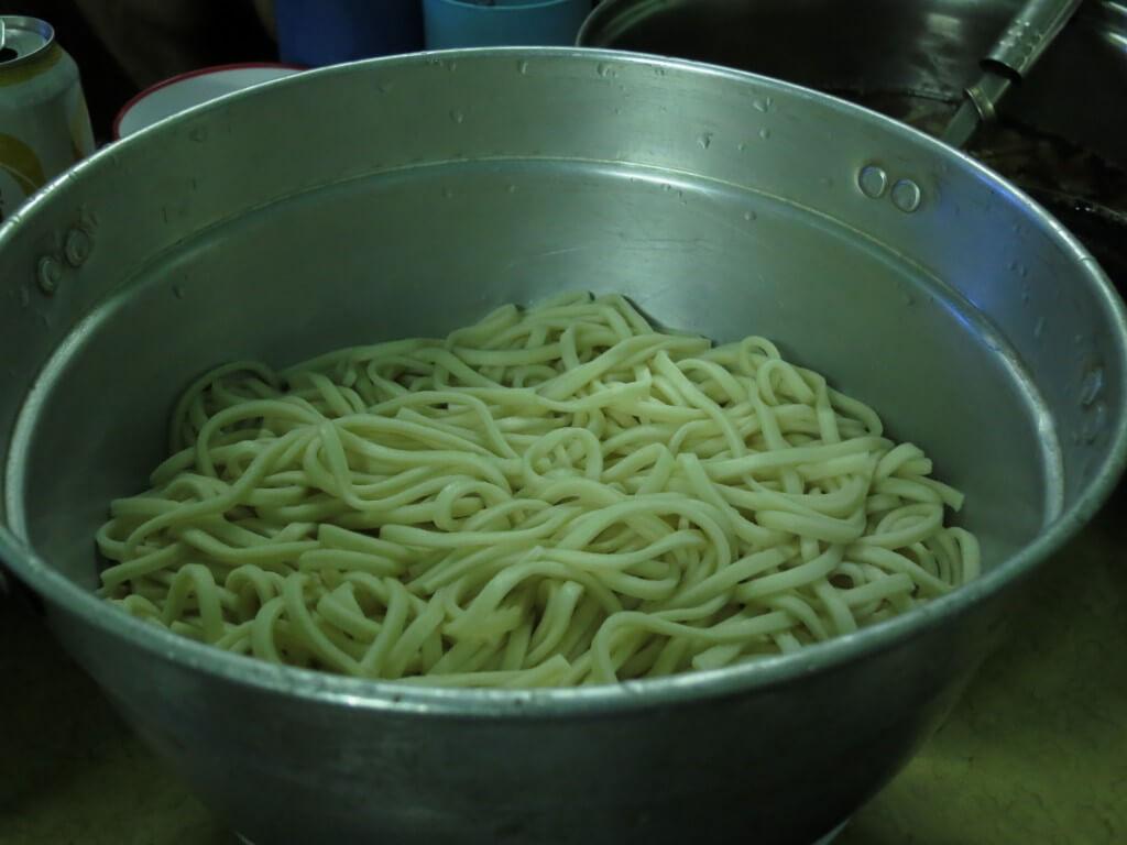 うどん 日本食材 イグアス居住地 スーパー 農協 パラグアイ