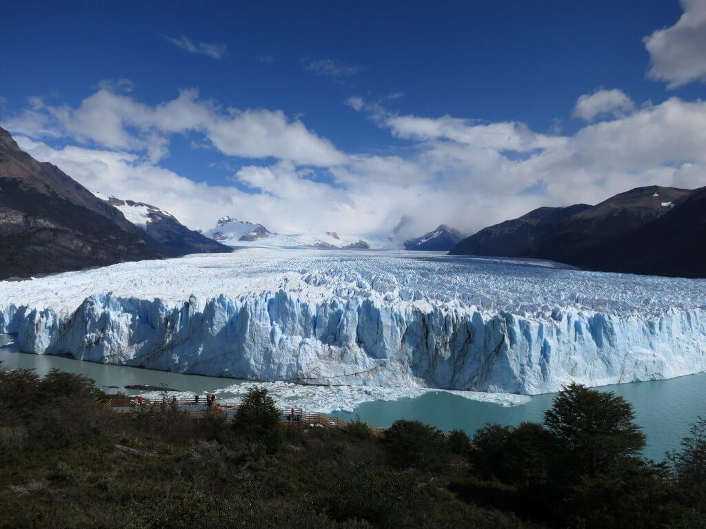ペリトモレノ氷河 パタゴニア 中南米