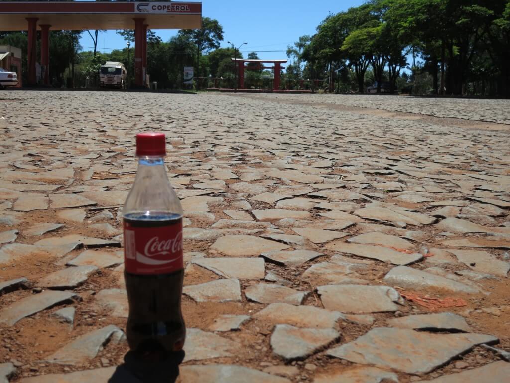 今日のコーラ パラグアイが大好き♪