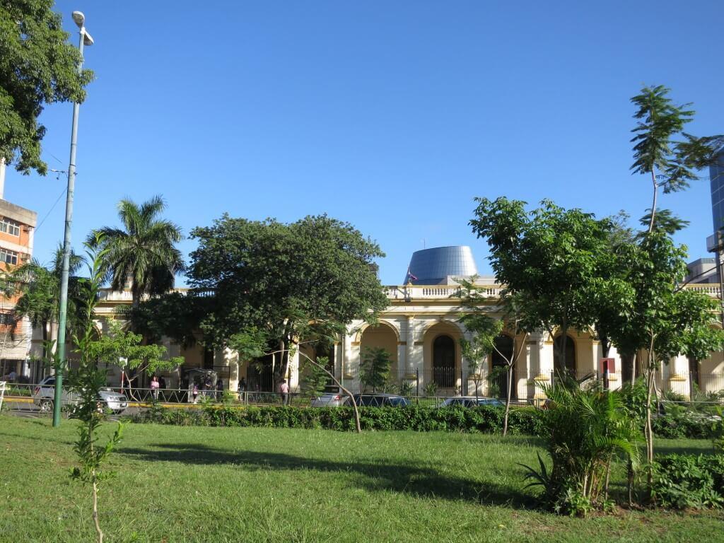 国会議事堂 アスンシオン パラグアイ
