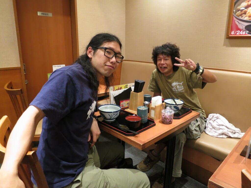 旅人 再会 日本