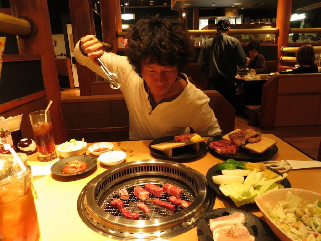 世界一周 費用 日本食 焼き肉