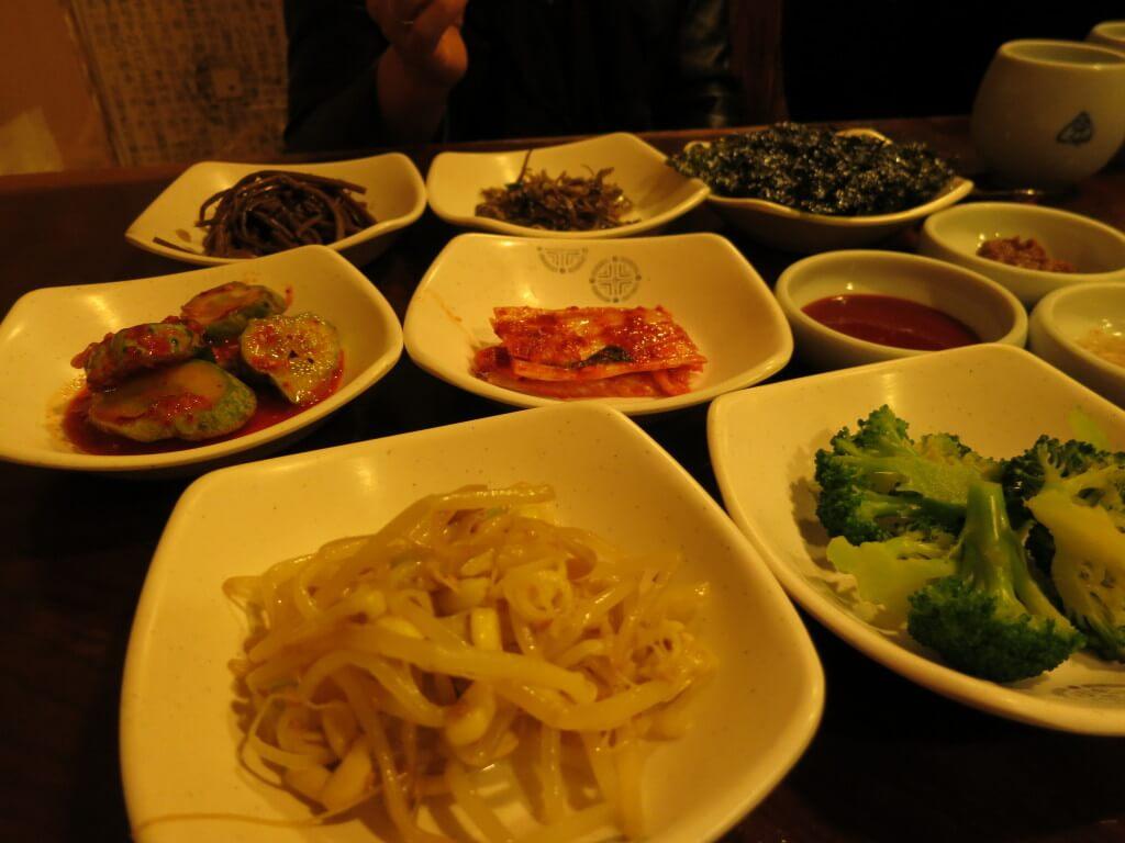 韓国料理 キムチ ナムル オイキムチ
