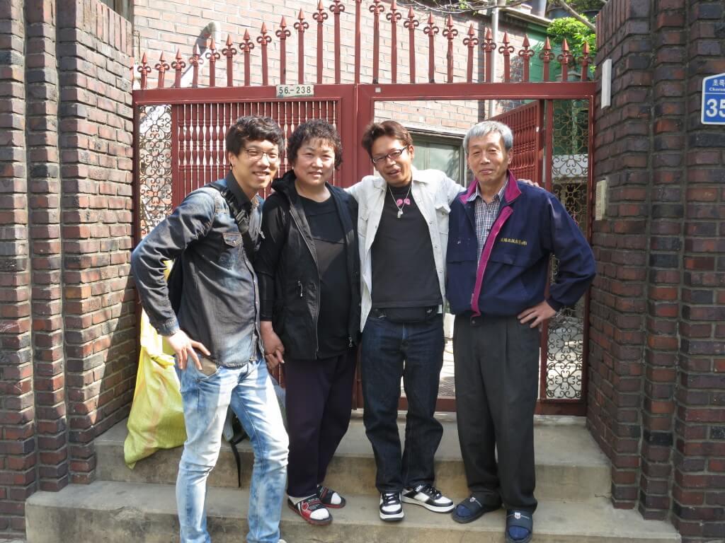 初めての韓国人のお宅にホームステイ!オモニの優しさは最高♪