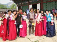 ソウルの景福宮の行き方は?チマチョゴリの韓国女子に囲まれる?