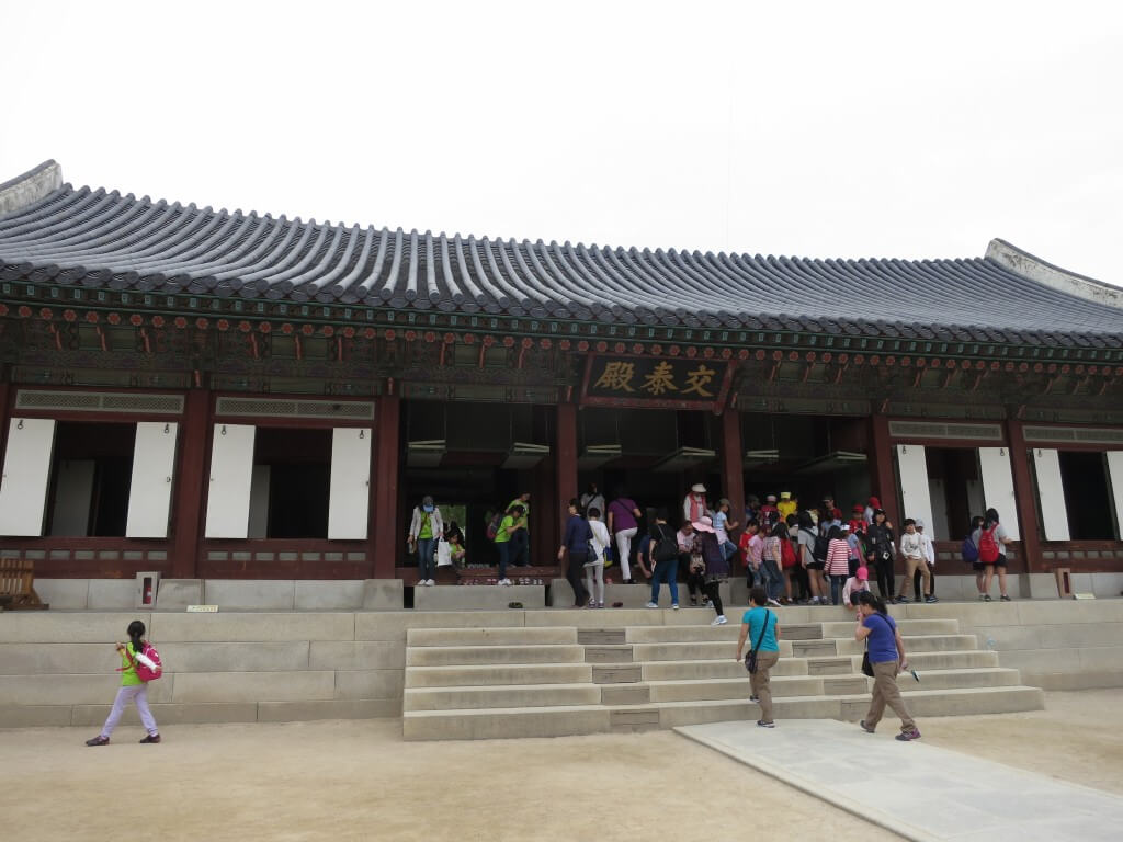 景福宮 ソウル 韓国