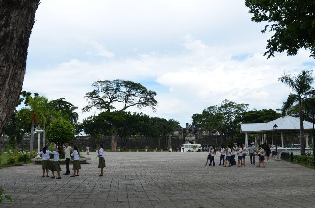 セブ島観光スポット!独立広場とサン・ペドロ要塞(Fuerza de San Pedro)
