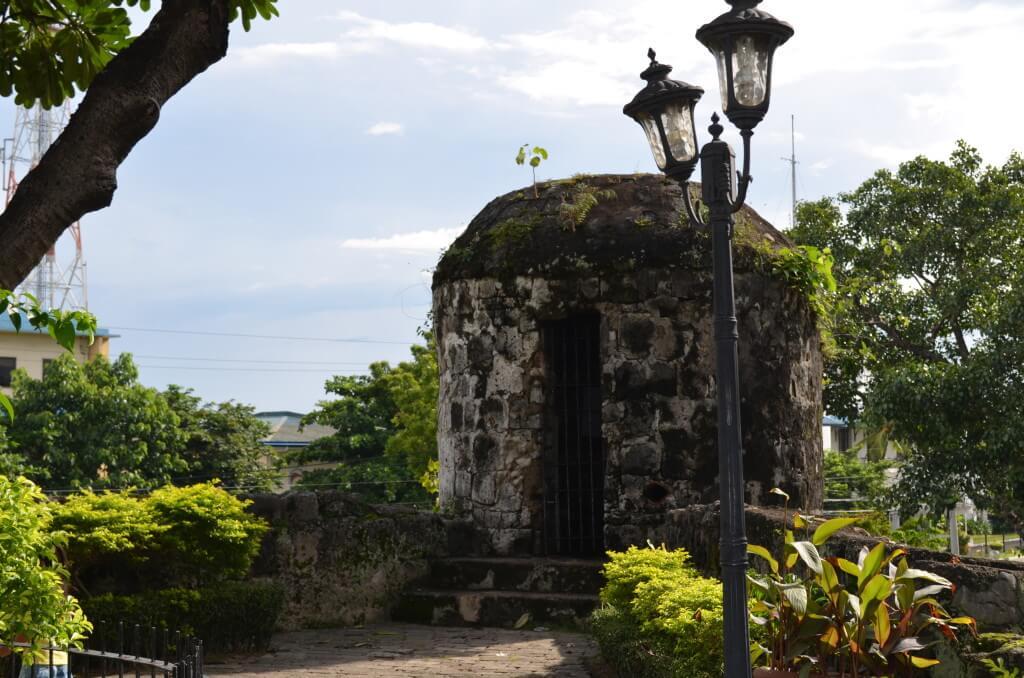 セブ島 コロン 独立広場 サン・ペドロ要塞(Fuerza de San Pedro)