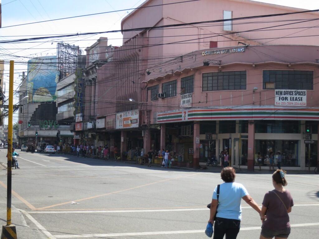 フィリピン・セブ島観光スポットはダウンタウンにあるのだ!