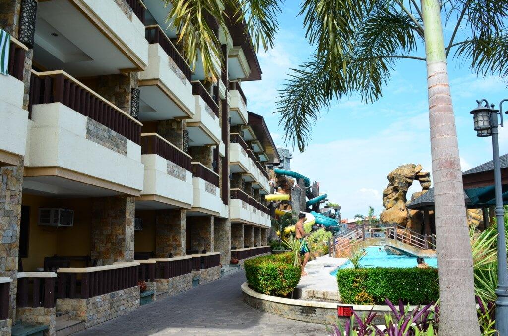 セブ島でデイユースを行ってるセブシティのリゾートホテル