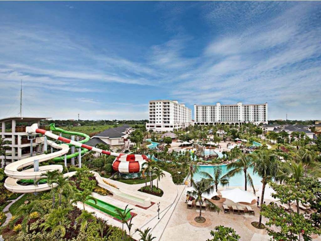 Jパークアイランドリゾート&ウォーターパーク(JPark Island Resort and Waterpark)は巨大なウォーターパークみたいなセブ島のデイユース