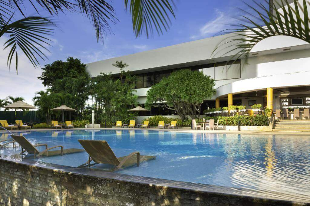 マルコポーロ プラザ セブ(Marco Polo Plaza Cebu Hotel)