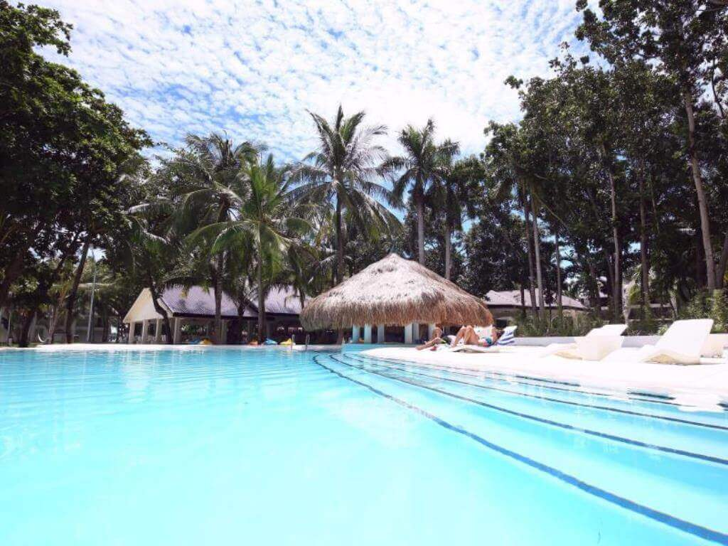 パシフィックセブリゾート(Pacific Cebu Resort)は安い上にスポーツができるセブ島のデイユース