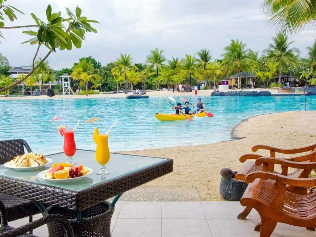 プランテーション ベイ リゾート&スパ(Plantation Bay Resort and Spa)はプールがいっぱいあるセブ島のデイユース