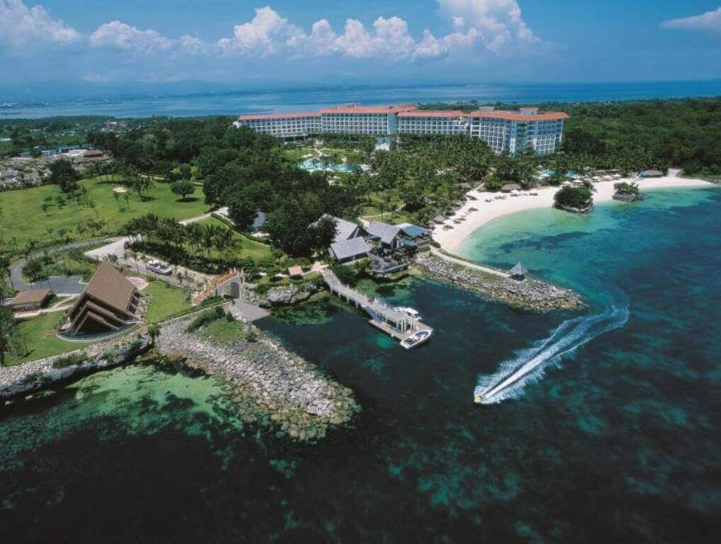 シャングリラ マクタン リゾート&スパ セブ(Shangri-La's Mactan Resort and Spa)はセブ島で人気No1のデイユース