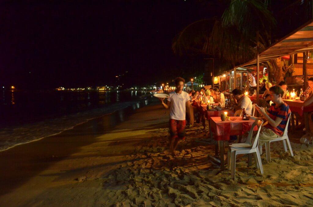 パラワン諸島 エルニド レストラン
