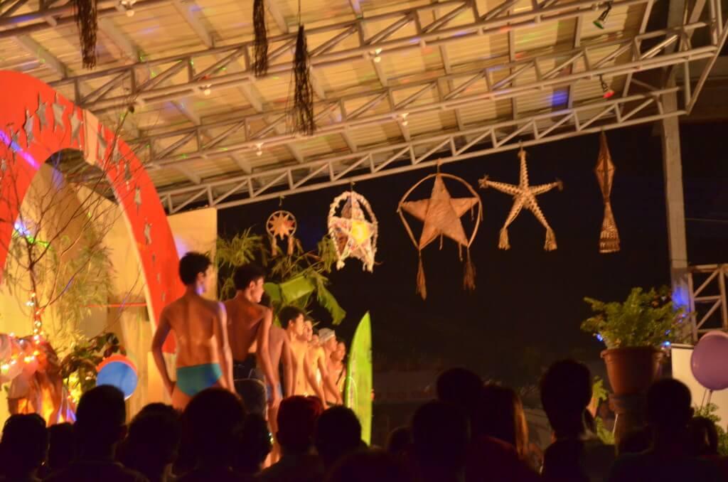 パラワン諸島 エルニド クリスマスコンテスト