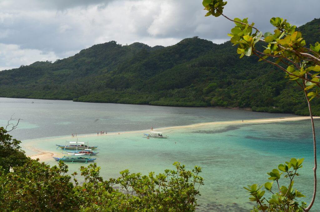 パラワン島 エルニド アイランドホッピング スネークアイランド