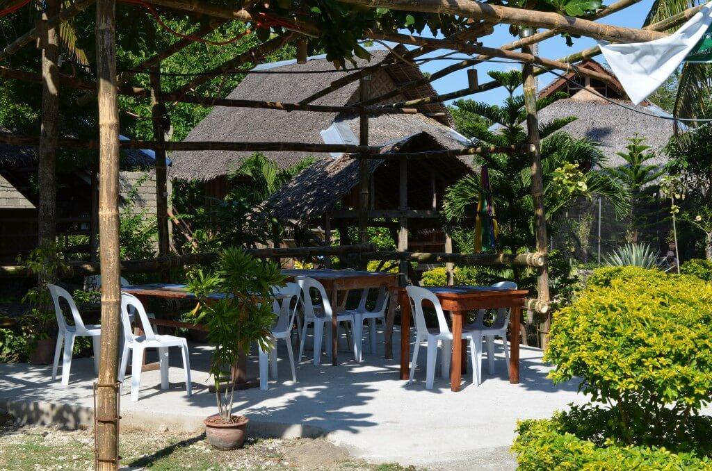 モアルボアル レストラン シーフード セブ島