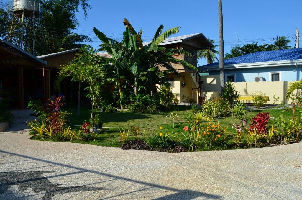 モアルボアルのおすすめホテルはQuo Vadis Dive Resort(クオ ヴァディス ダイブ リゾート)