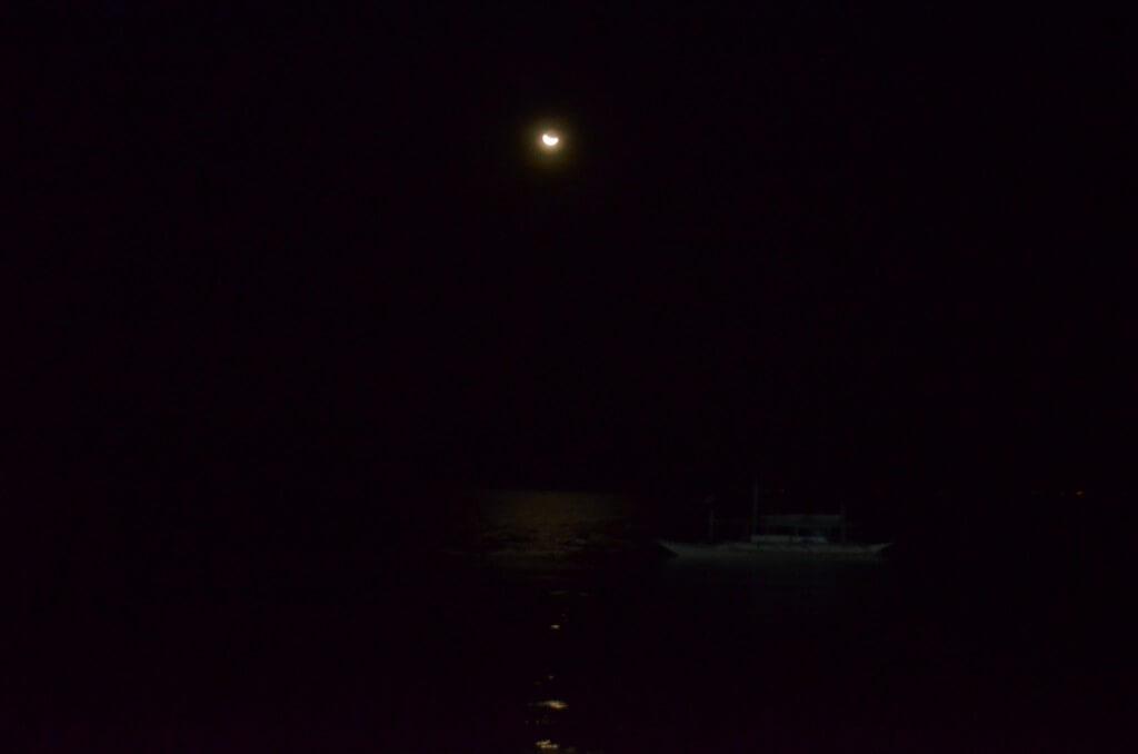 モアルボアル 夕日 サンセット セブ島