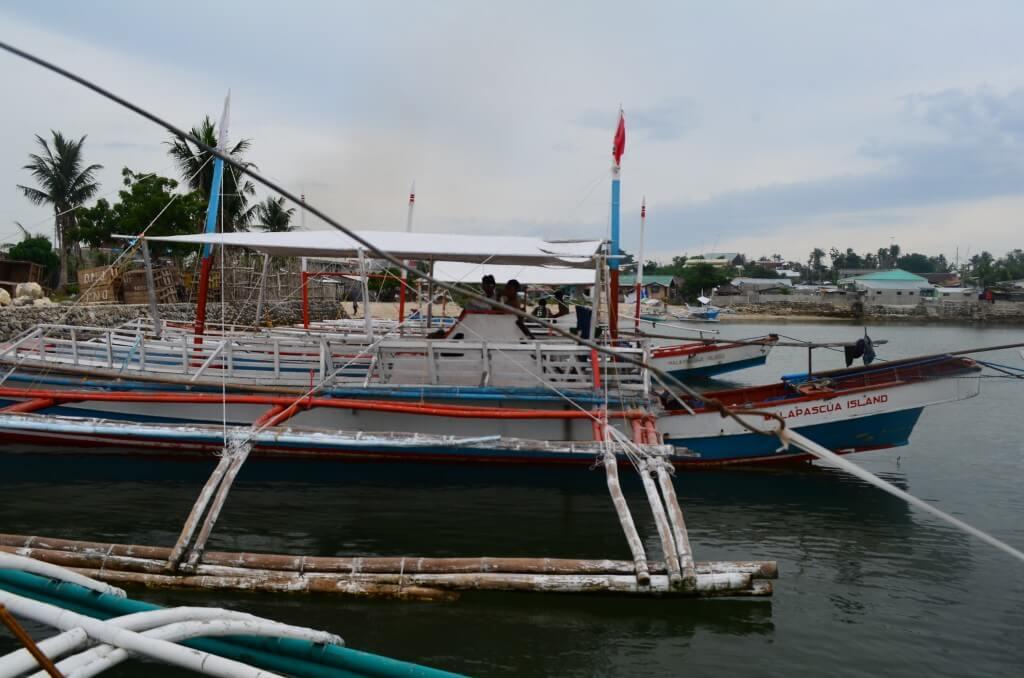 幸先不安なマラパスクア島の旅!マヤ港に行くためにノースバスターミナルで探す!