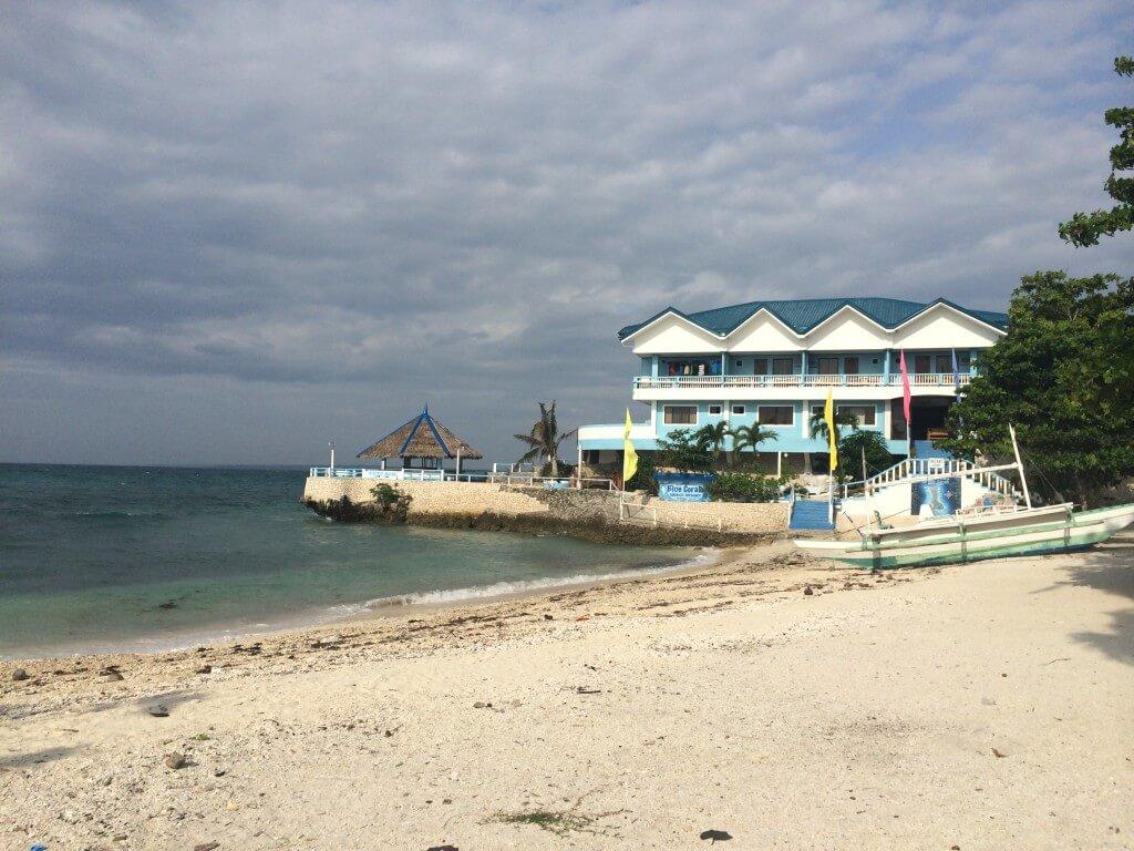 マラパスクア島のおすすめホテル情報 Blue Corals Beach Resort(ブルー コラルズ ビーチ リゾート)
