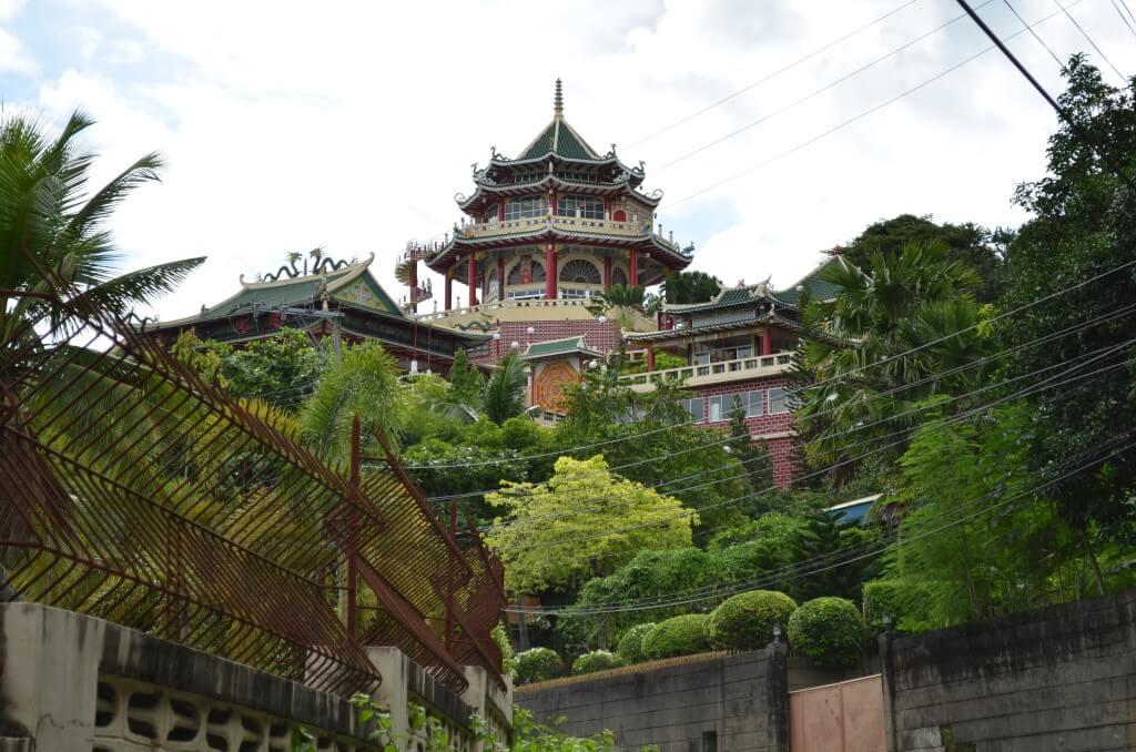 セブ島 観光地 道教寺院(タオイストテンプル)