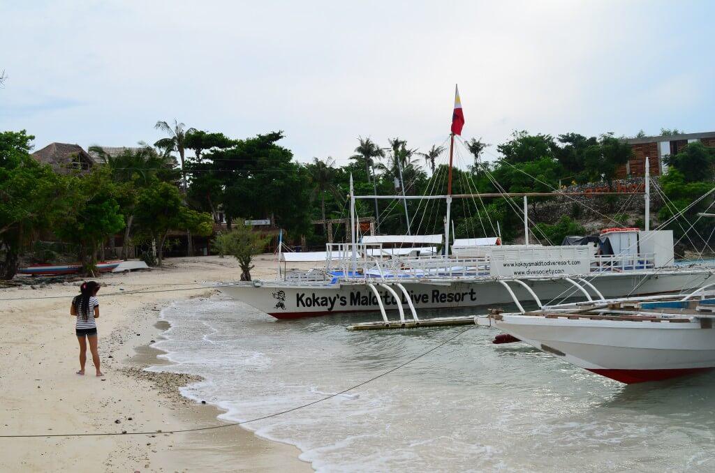 最高の癒し秘境マラパスクア島の物価も安い!日常を忘れられる最高の島です!