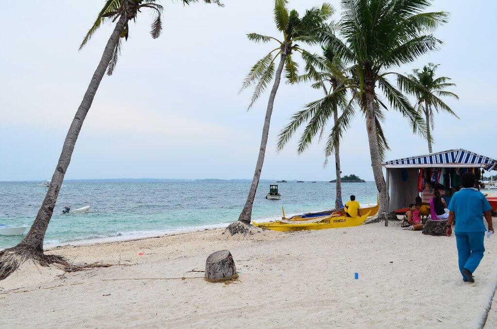 珊瑚 カラフル マラパスクア島 ホワイトサンドビーチ セブ島