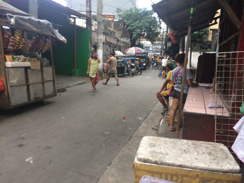 フィリピンのマニラやセブ島の治安が悪いエリア