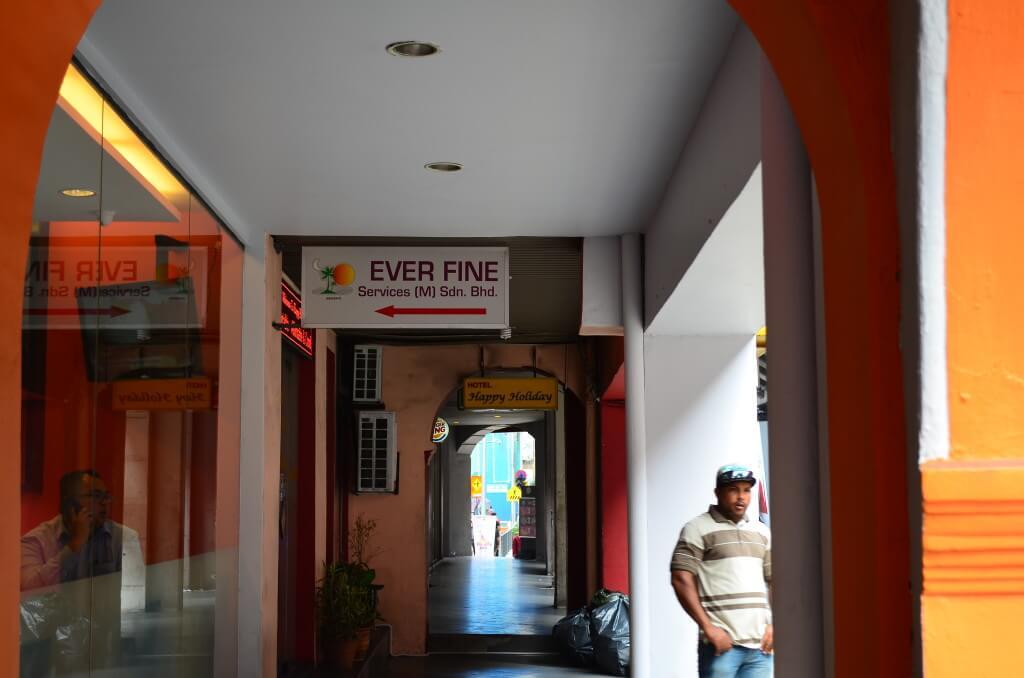 EVERFINE ミャンマーVISA ビザ クアラルンプール マレーシア