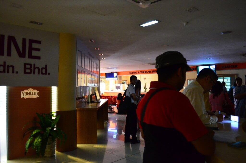 ミャンマービザはクアラルンプールのEVER FINE Serviceでは当日の16時半~17時半で貰えます