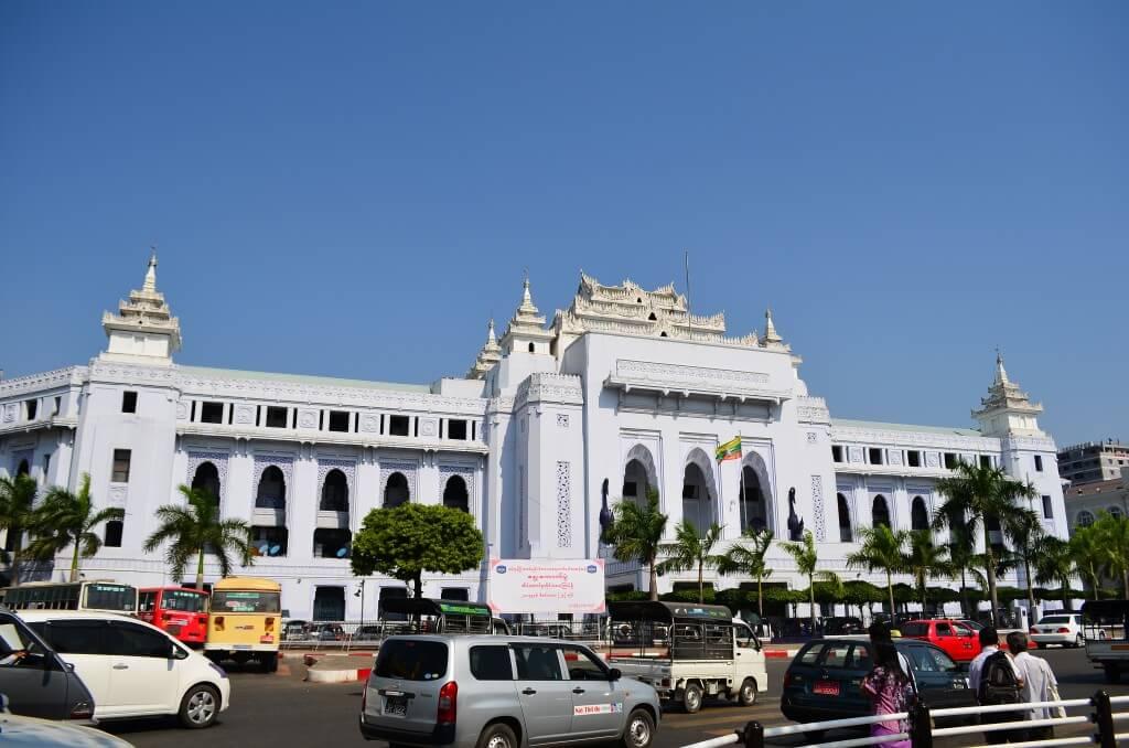 まとめ ヤンゴン国際空港で両替orキャッシングしてクーポンタクシーでヤンゴン市内へいきましょう