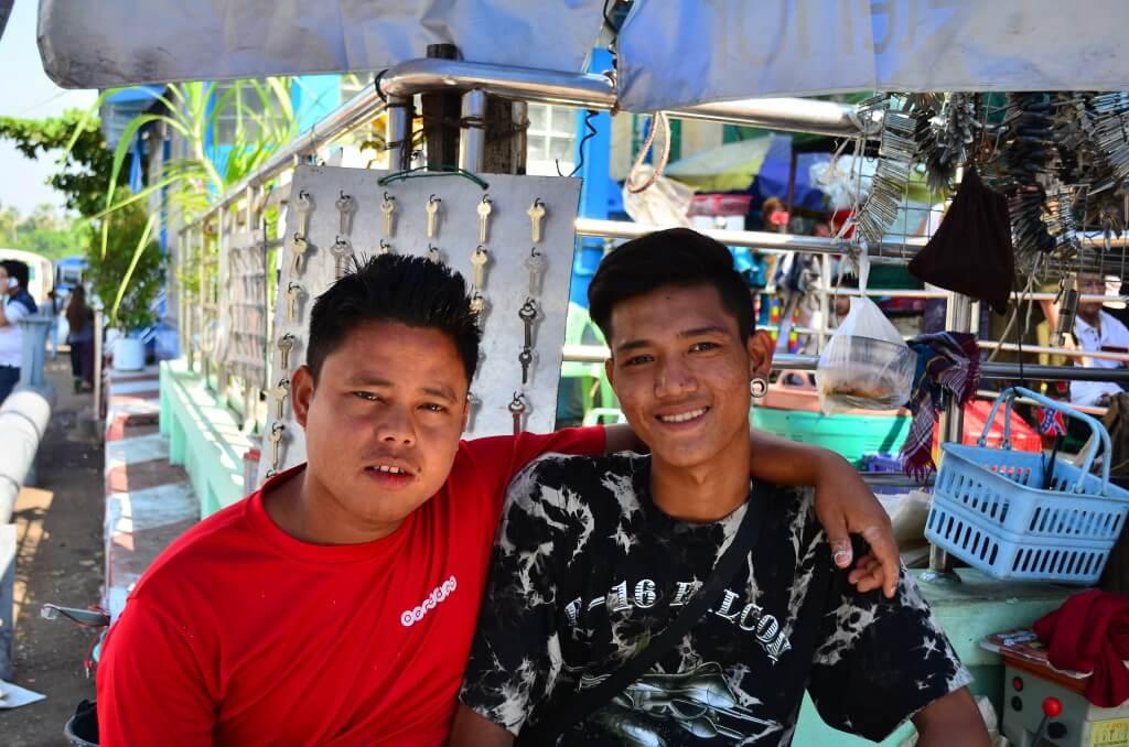 ミャンマーの治安はいい!ミャンマー人は優しいし笑顔が素敵すぎ