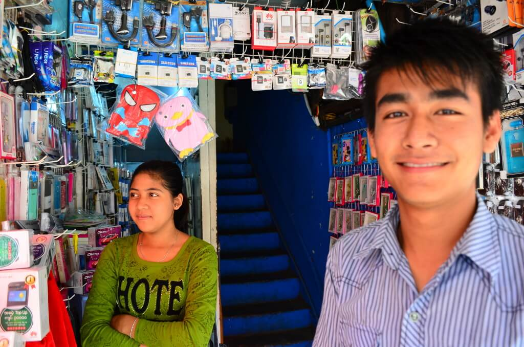 ミャンマー人 笑顔 優しい ヤンゴン