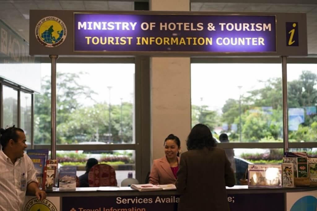 ヤンゴン国際空港からヤンゴン市内への行き方・ホテルは?