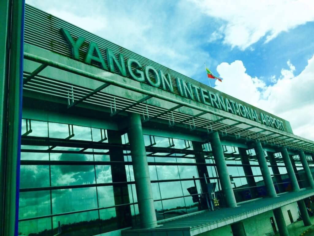 ヤンゴン国際空港は無料WiFiもあり快適です!無事にチェックインできて、その時!?