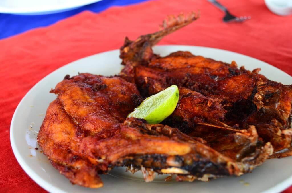 ニャウンシュエ(インレー湖)の食事はマーケット周りにおいしいレストランがあって物価も安い