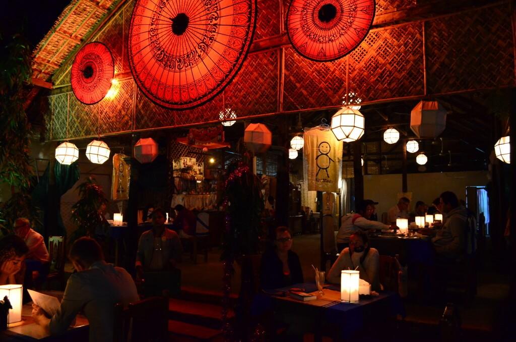 ニャウンウー バガン インド料理レストラン